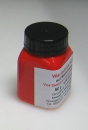 50 g RED Hydro-Wax paint for candles