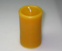Silicone moulds: Smooth church candles with deep top