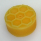 Preview: Tealight mould for 10 tealights with honey comb motif