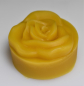 Preview: Tealight mould for 3 BIG-tealights - Rose