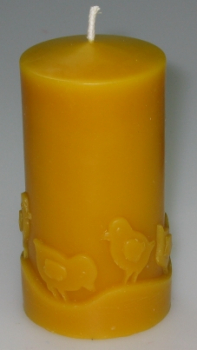 Mould: Candle with chicks (F-O-4)
