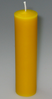 Mould for casting smooth candles 3.5 x 14. cm