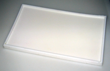 Mould for wax plate - WPF-20x35x6
