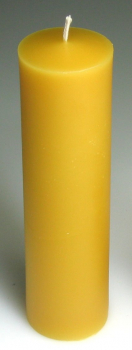 Mould for casting smooth candles 4.4 x 16 cm (F-44-160)