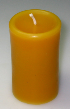 Mould for casting smooth candles (F-509-T) with deep top