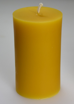 Mould for casting smooth candles (F-509-flach) with planar top