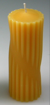 Mould: Motif groove candle (F-geo-12)