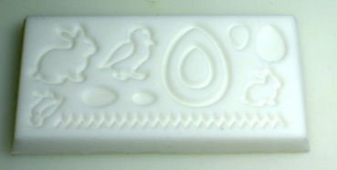 Mould for Easter decoration (verzier-12)