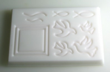 Mould for Easter decoration (verzier-13)