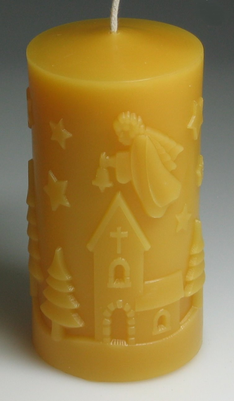 kerzenidee-shop - mould moulds form casting candle candles wax wick