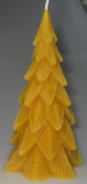 Mould for candle: fir tree (F-W15)