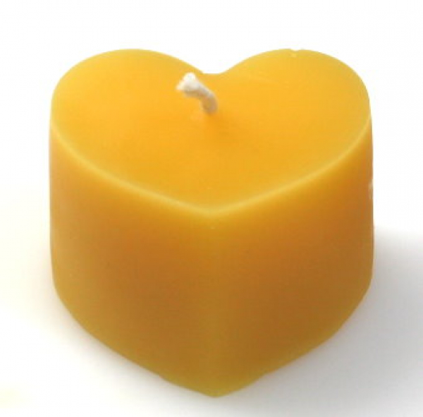 Mould: heart candle (F-gk-18)